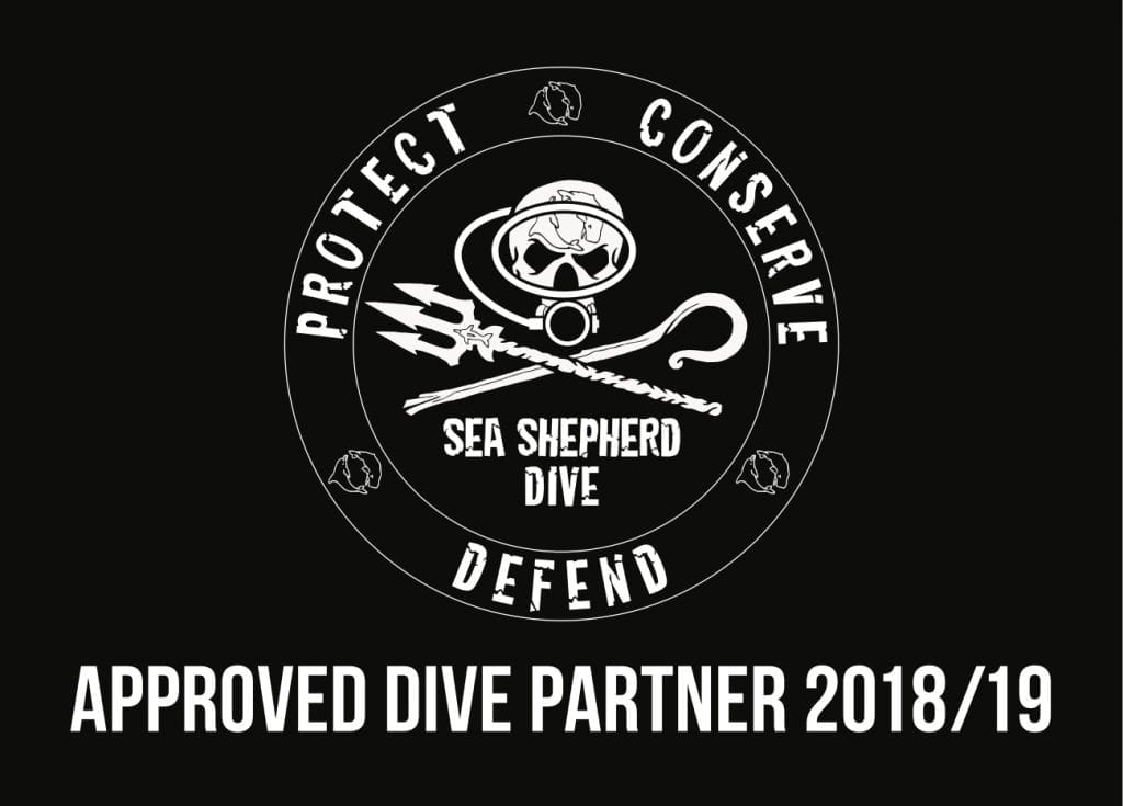 Wild Ocean Tasmania is now Sea Shepherd approved dive partner